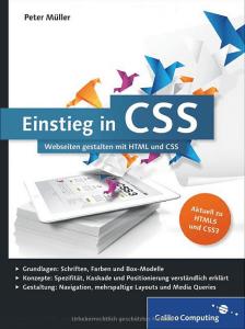 Einstieg in CSS